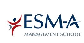 ESM-A  - Management School - ECOLE DE COMMERCE 100% Alternance